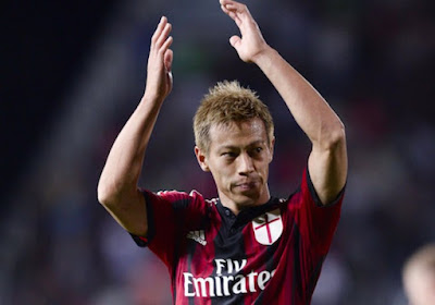 Keisuke Honda a un accord pour quitter Milan en juin