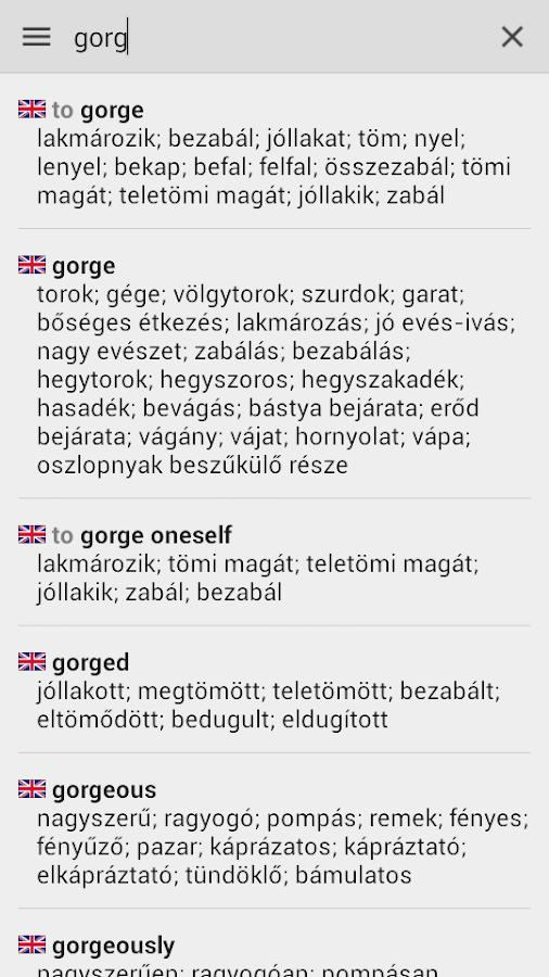 swedish english dictionary android offline