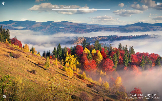 Fall Colors HD Wallpapers New Tab Theme