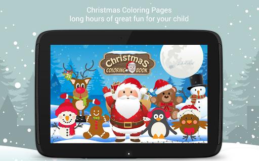 Foto do Natal livro de colorir 🎅
