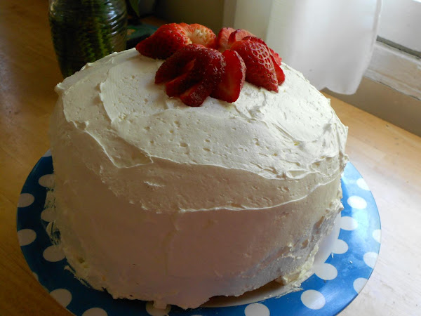 Whippy Cream Iceing Recipe