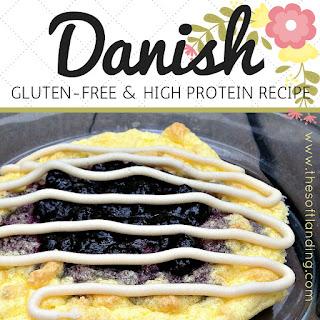 Gluten Free Danish Pastry.
