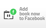 Add book now to Facebook