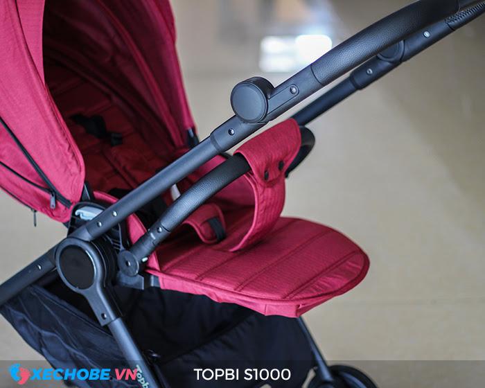Xe đẩy cao cấp 2 chiều Topbi S1000 28