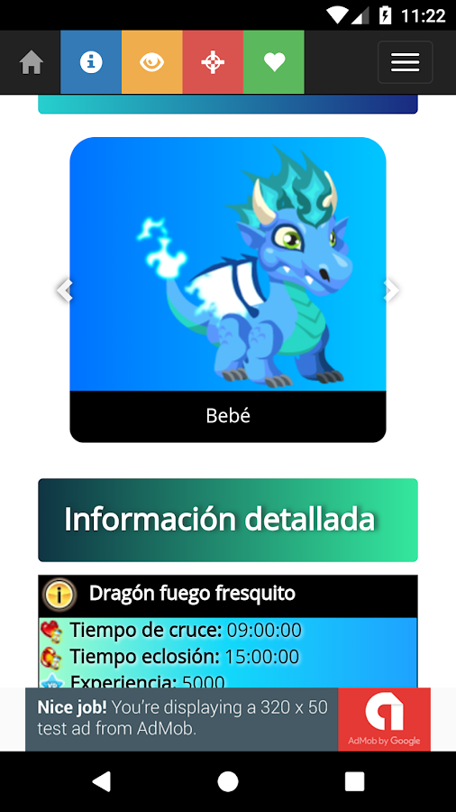 Guía Para Dragón City- screenshot