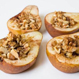 Stuffed Pears Dessert Recipes.