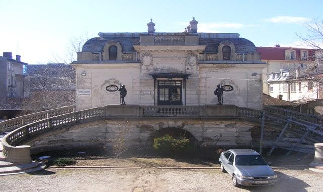 ENESCU MUSEUM IN BUCHAREST