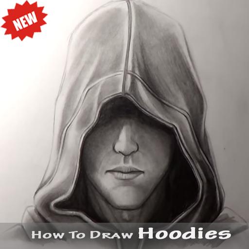 How to Draw hoodies