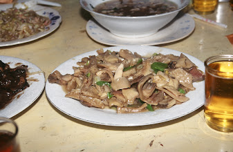 Photo: 03548 土城子/食堂/料理
