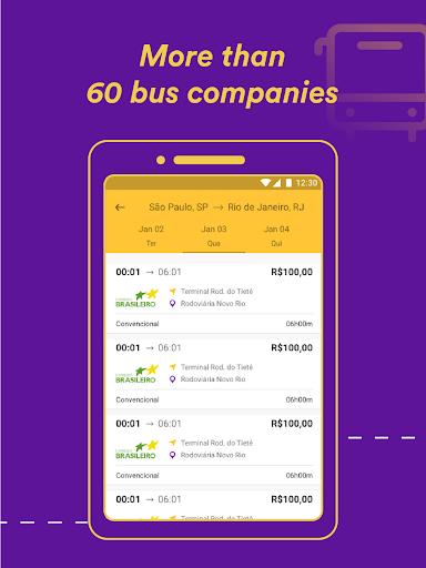 ClickBus - Bus Tickets 3.14.3 screenshots 10