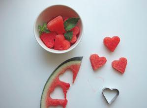 Photo: Star watermelon http://bit.ly/oN5CXT