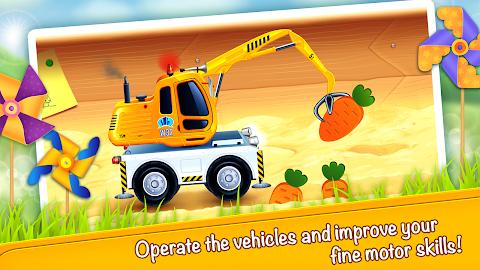 Kids vehicles in sandbox PRO Screenshot 4