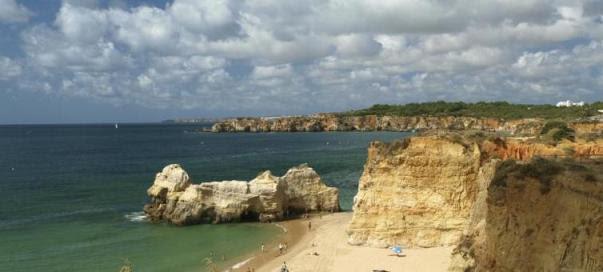 Férias de Praia em Portimão