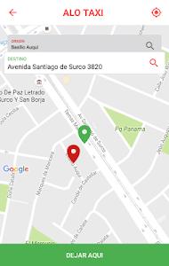 Aló Taxi Cliente screenshot 4