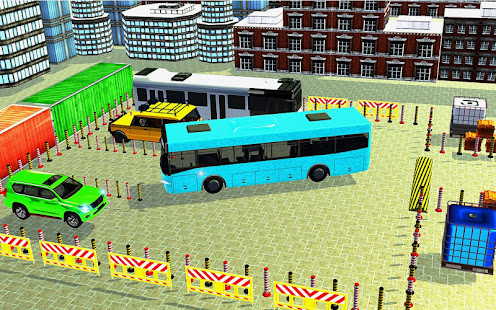 Download Bus Driving Simulator - Coach Parking Games For PC Windows and Mac apk screenshot 5