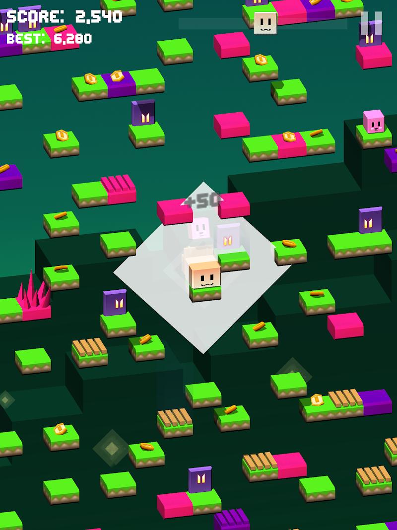 Super Drop Land Screenshot 9