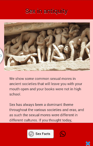 android Sex Facts Screenshot 4