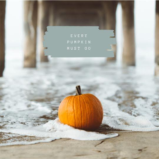 Every Pumpkin Must Go - Instagram Post Template