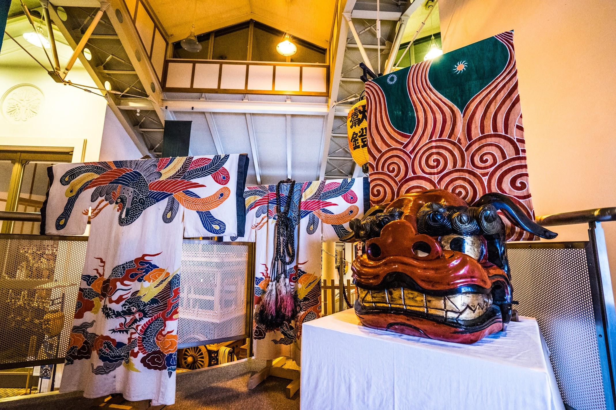 Hida FurukawaFestival Museum3