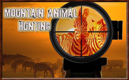 Mountain Animal Hunting