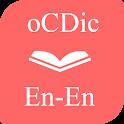 English Dictionary - ocDic icon