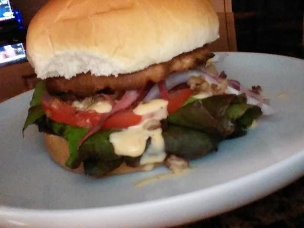 Jazzie Red Burger Recipe