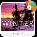 XPERIA™ Winter Theme icon