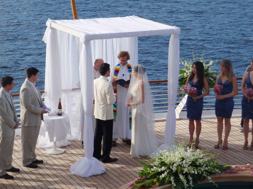 "Seadream-wedding.jpg - Say ""I do"" in a memorable ceremony on a SeaDream yacht."