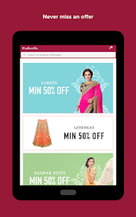App Craftsvilla - Ethnic wear Online Shopping APK for Windows Phone