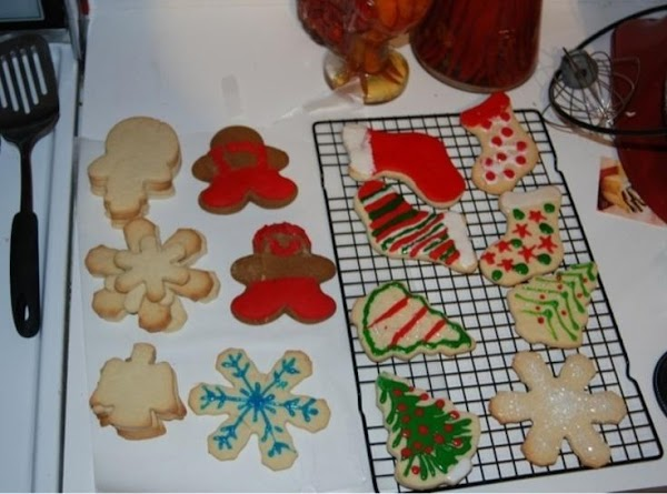Thick Sugar Cookie (for Bouquets) Recipe