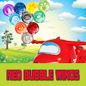 Red Bubble Wings icon