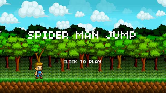 Spider Jump Game - náhled