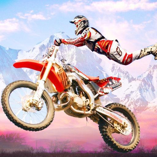 Dirt Bike Motocross Stunt Simulation