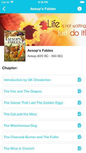 Listen to Audio Books screenshots 3