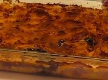Grandma Gene's Blueberry Pineapple Cake Recipe