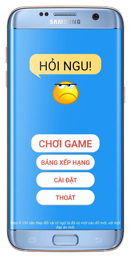 Hỏi Ngu- screenshot