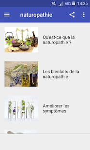 Naturopathie for PC-Windows 7,8,10 and Mac apk screenshot 1