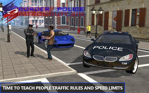 Code Triche Border Police Sim APK MOD screenshots 6