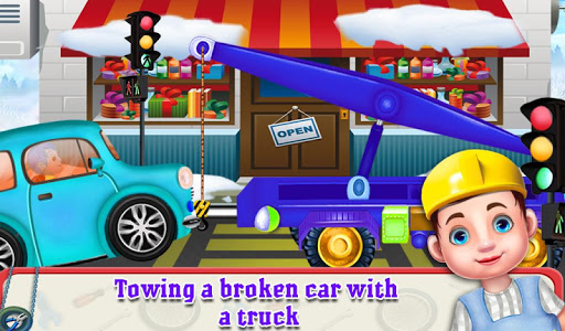 Little Garage Mechanic Vehicles Repair Workshop 1.0.5 screenshots 1
