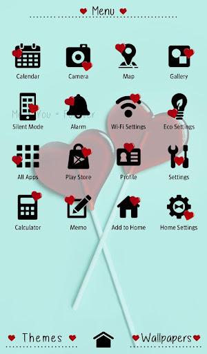 Love Theme Two Hearts 1.0.0 Windows u7528 2