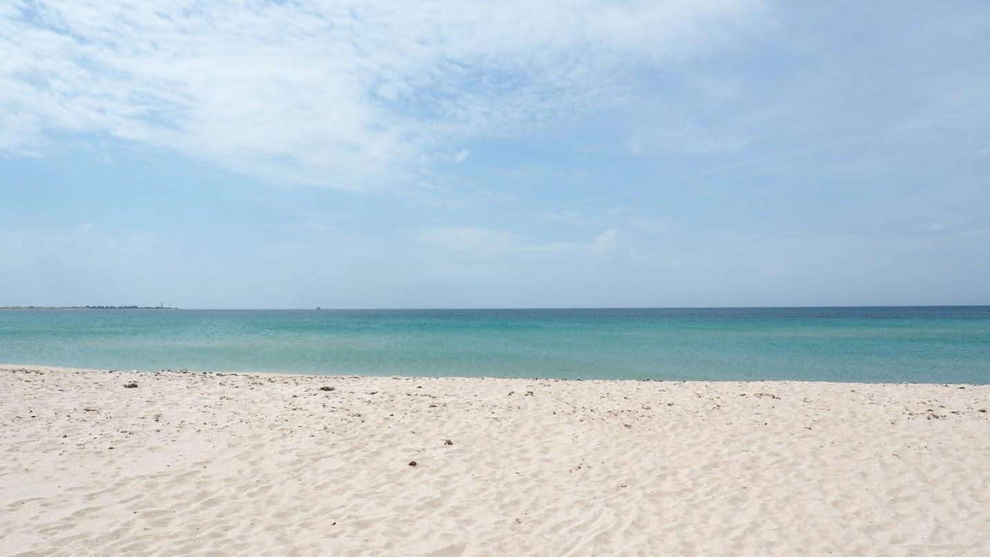 пляж Оленевка Крым