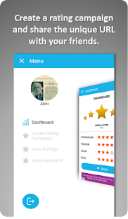 FortuRATE - All Your Ratings in One App - náhled
