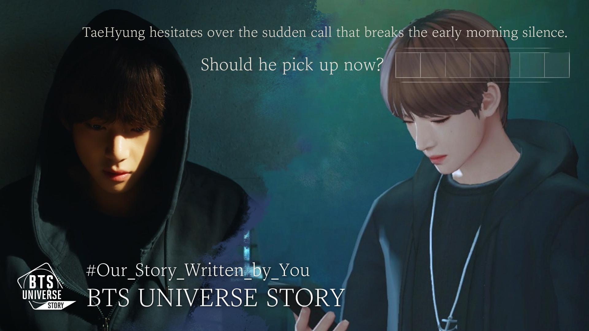 [EN] TaeHyung_BTS Universe Story