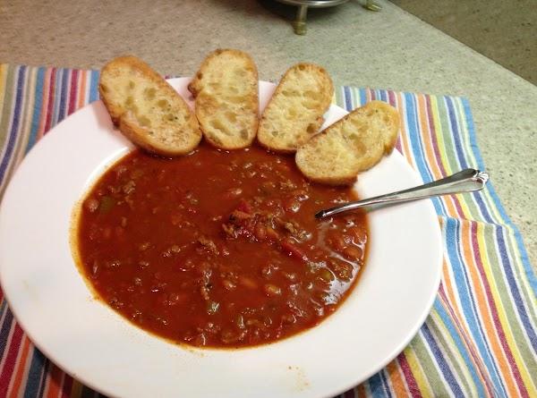 My Favorite Chili Recipe