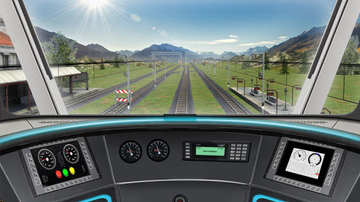 Euro Train Simulator 2018 for PC
