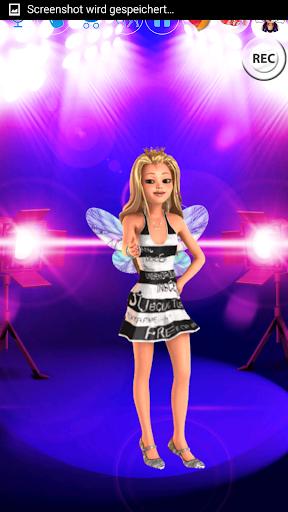 My Little Talking Ice Princess 1.3.0 screenshots 4