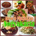 Resep Masakan Jogja icon