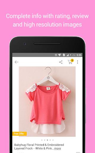 FirstCry Baby & Kids Shopping, Fashion & Parenting 79 screenshots 5