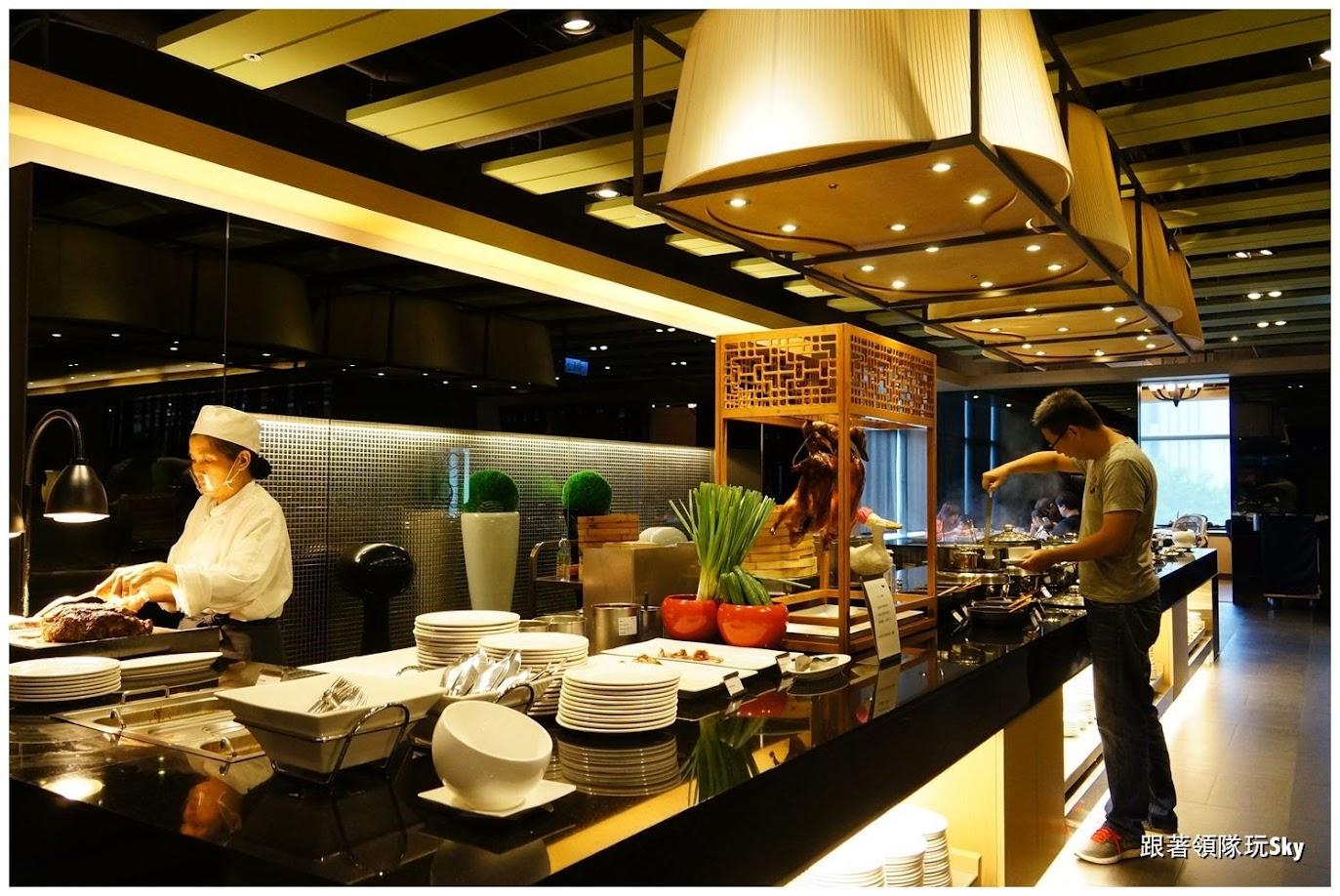 台北美食推薦-內湖精緻的 吃到飽餐廳 【饗食天堂】