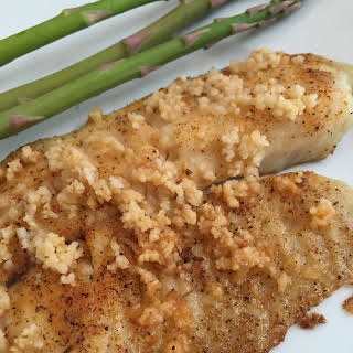 BROILED TALAPIA.